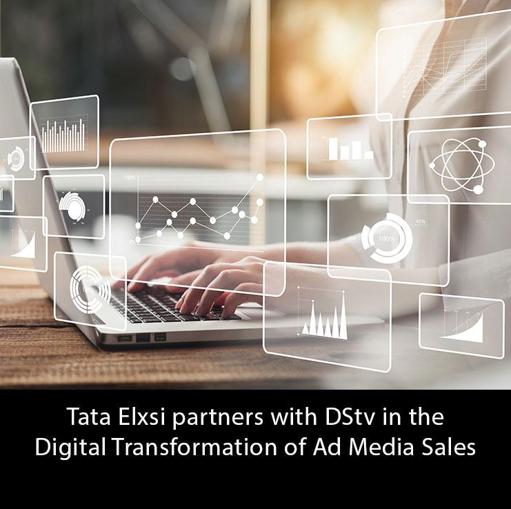 Tata Elxsi partners with DStv in the Digital Transformation of Ad Media Sales