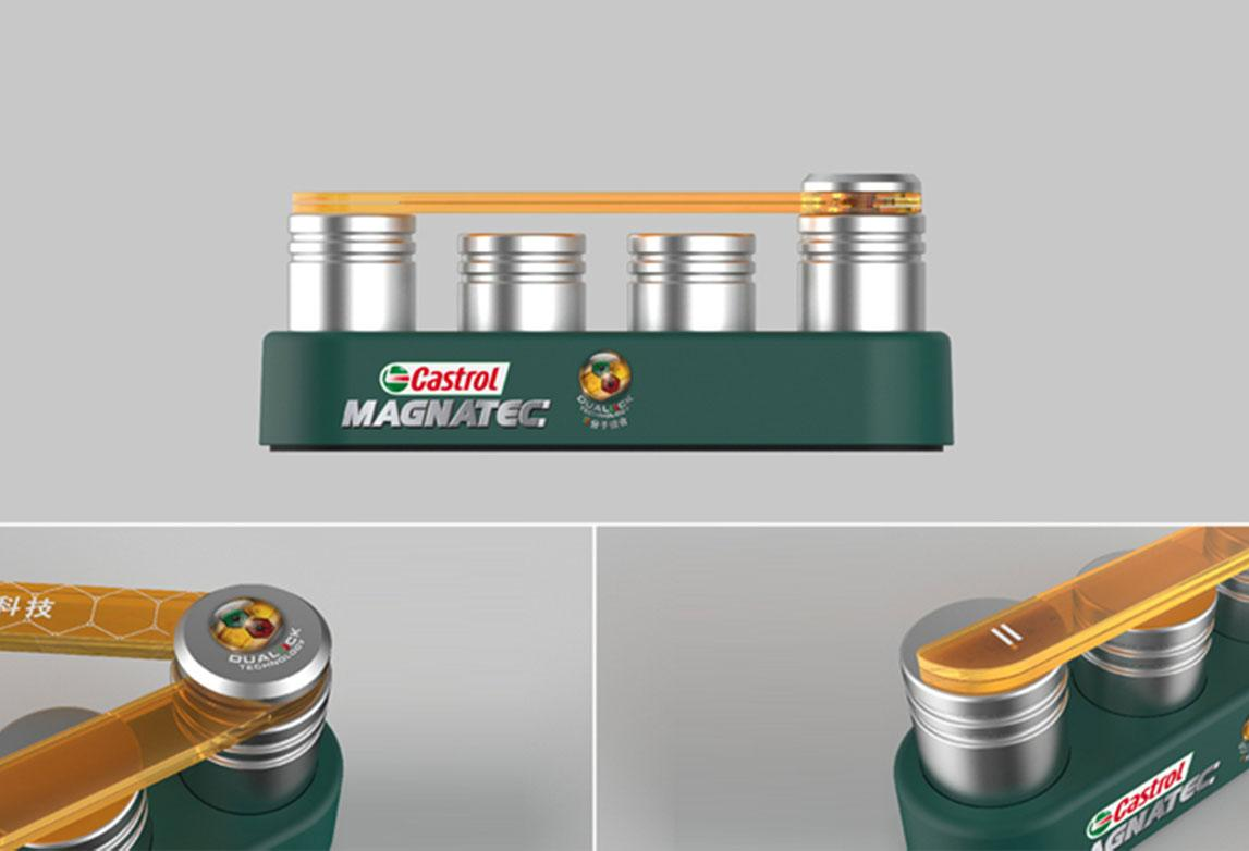 Castrol Magnetec - Bridge