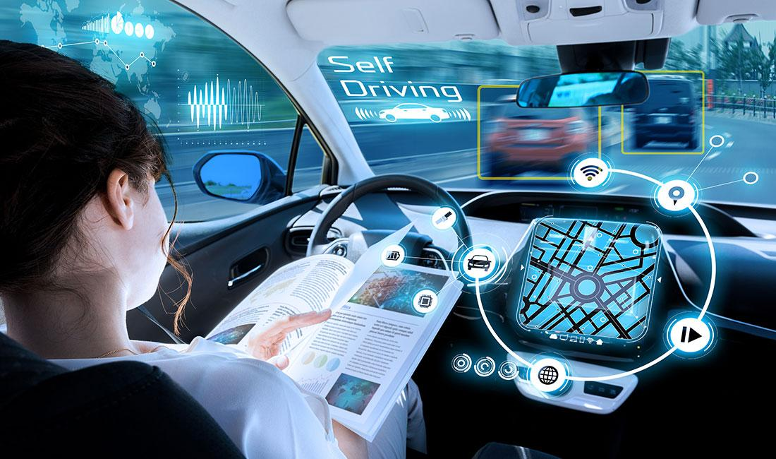 Autonomai for Autonomous Driving