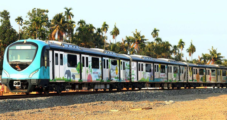 Seamless  passenger experience in Kochi metro