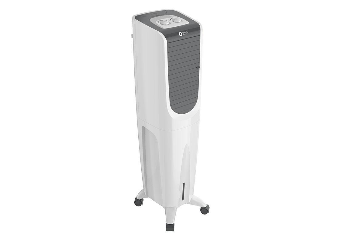 Orient Ultimo Tower Cooler - IoT based cooler for next-gen millennials