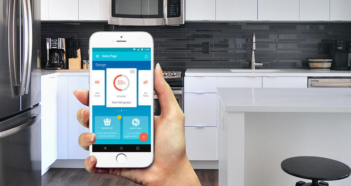 IoT solutions for refrigerators