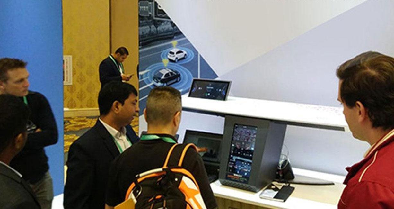 Tata Elxsi's eCockpit solution running on Green Hills Software