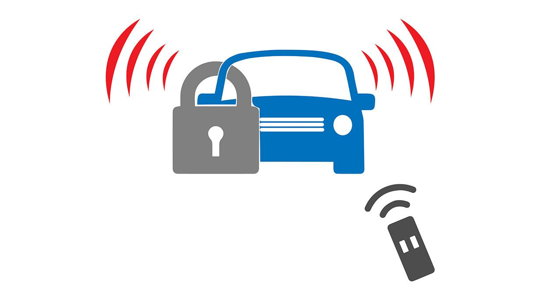 Central Locking & Anti-theft module