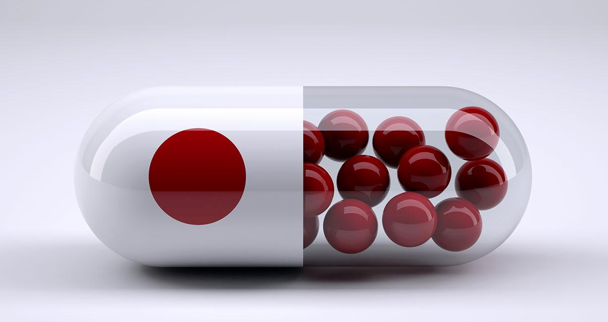 40% improvement in compliance cost for a Japan-based pharmaceutical company