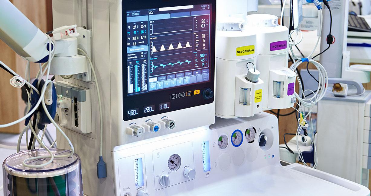 Software feature development for anesthesia care product