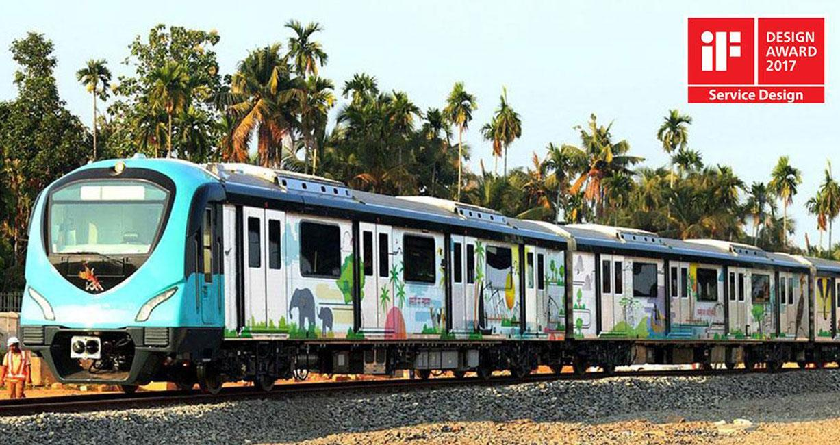 Kochi Metro Rail – Designing the end-to-end passenger experience for enhanced travel