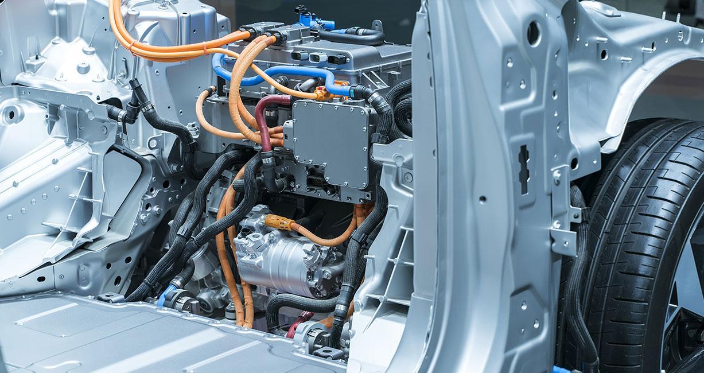 EV Power Density Solution
