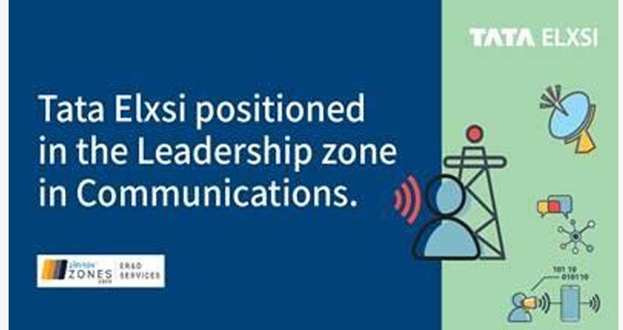 Tata Elxsi -- a significant contributor to Communications Industry
