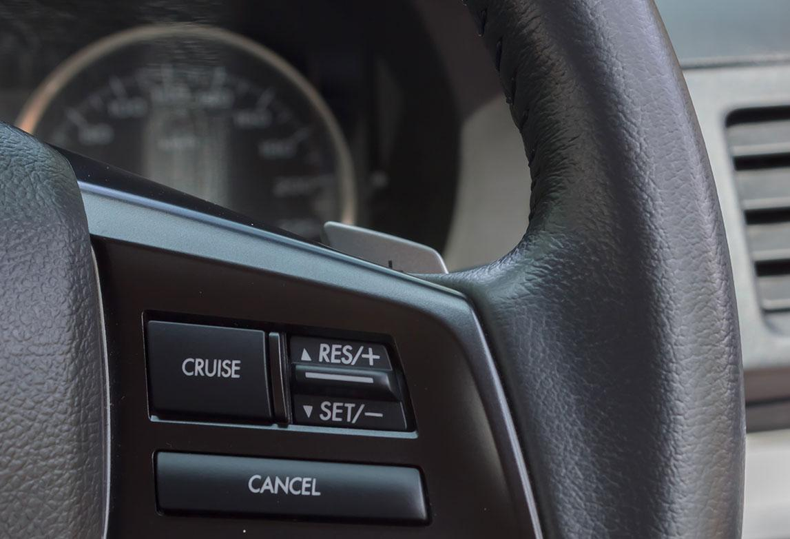 Model Based Design and Development of Cruise Control