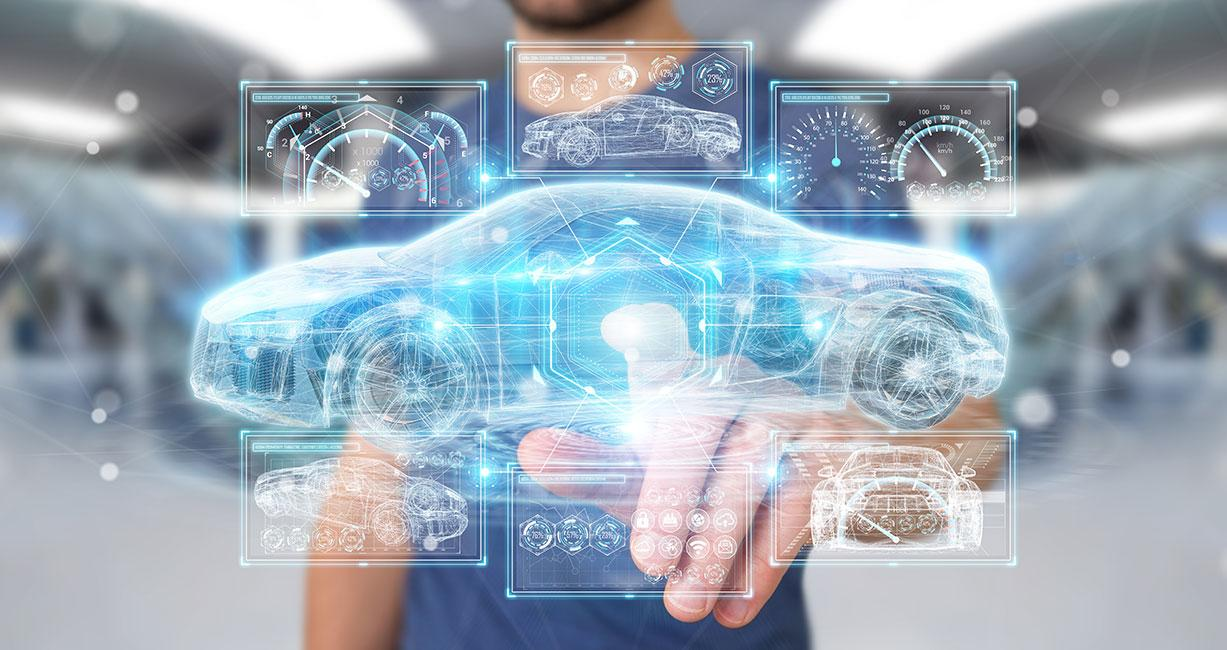 Plant model design and GDI Controller development for NVH reduction