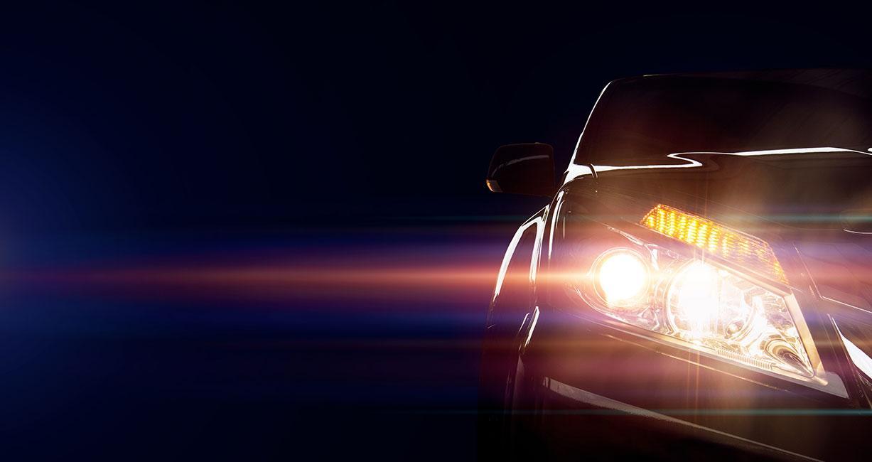 Adaptive Front Lighting System