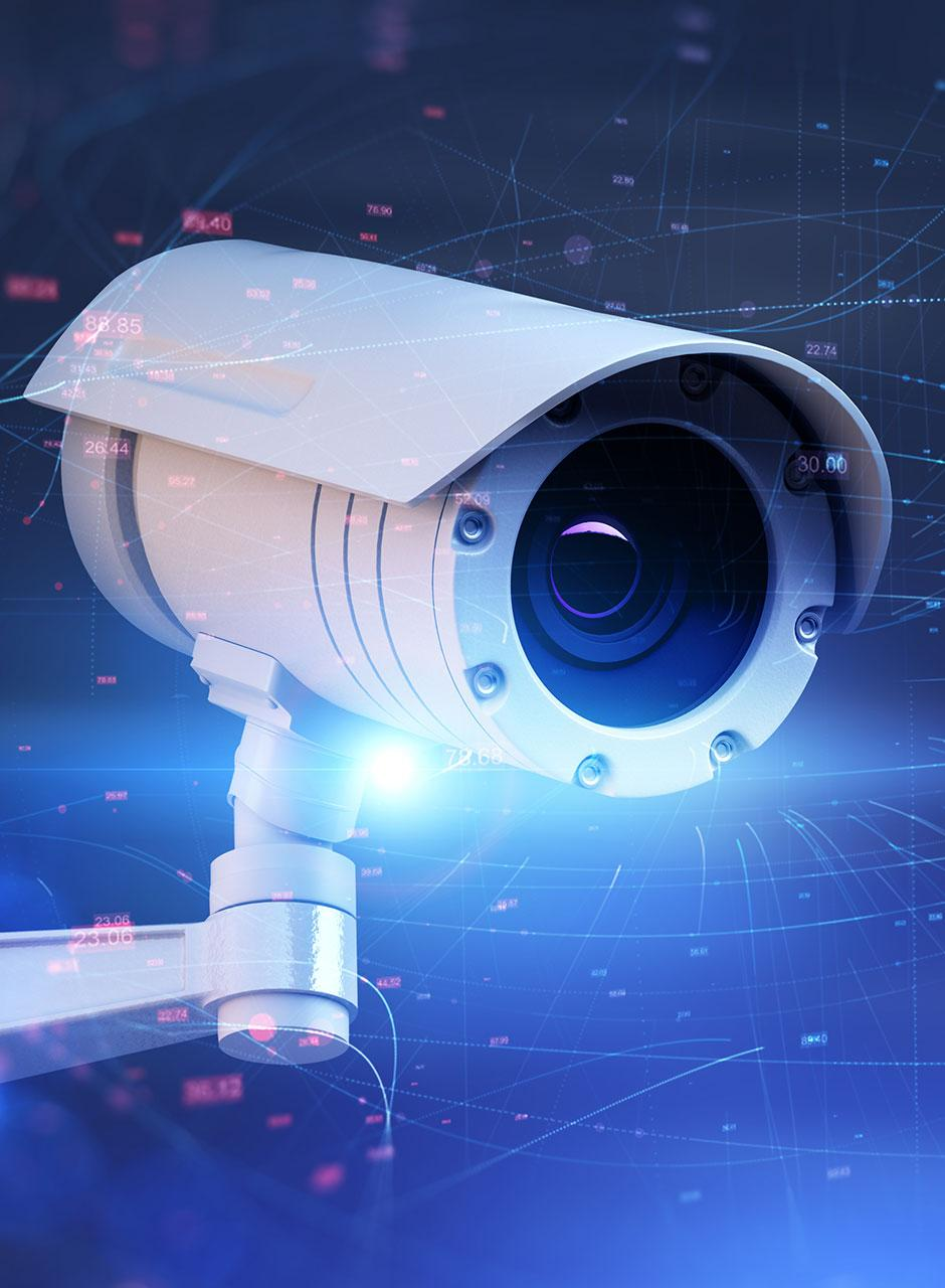 Media pipeline enablement for surveillance camera supporting spiking neural network