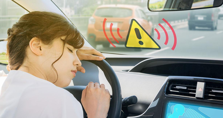 Driver Behaviour Monitoring System