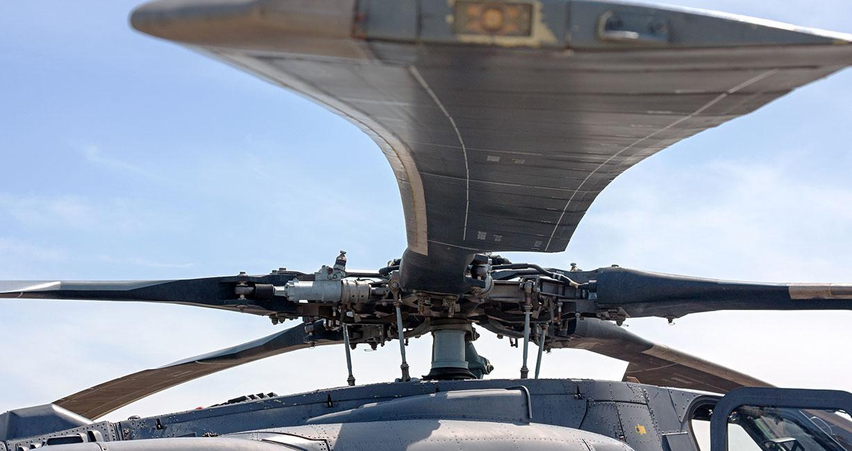 Rotor Proximity Warning System