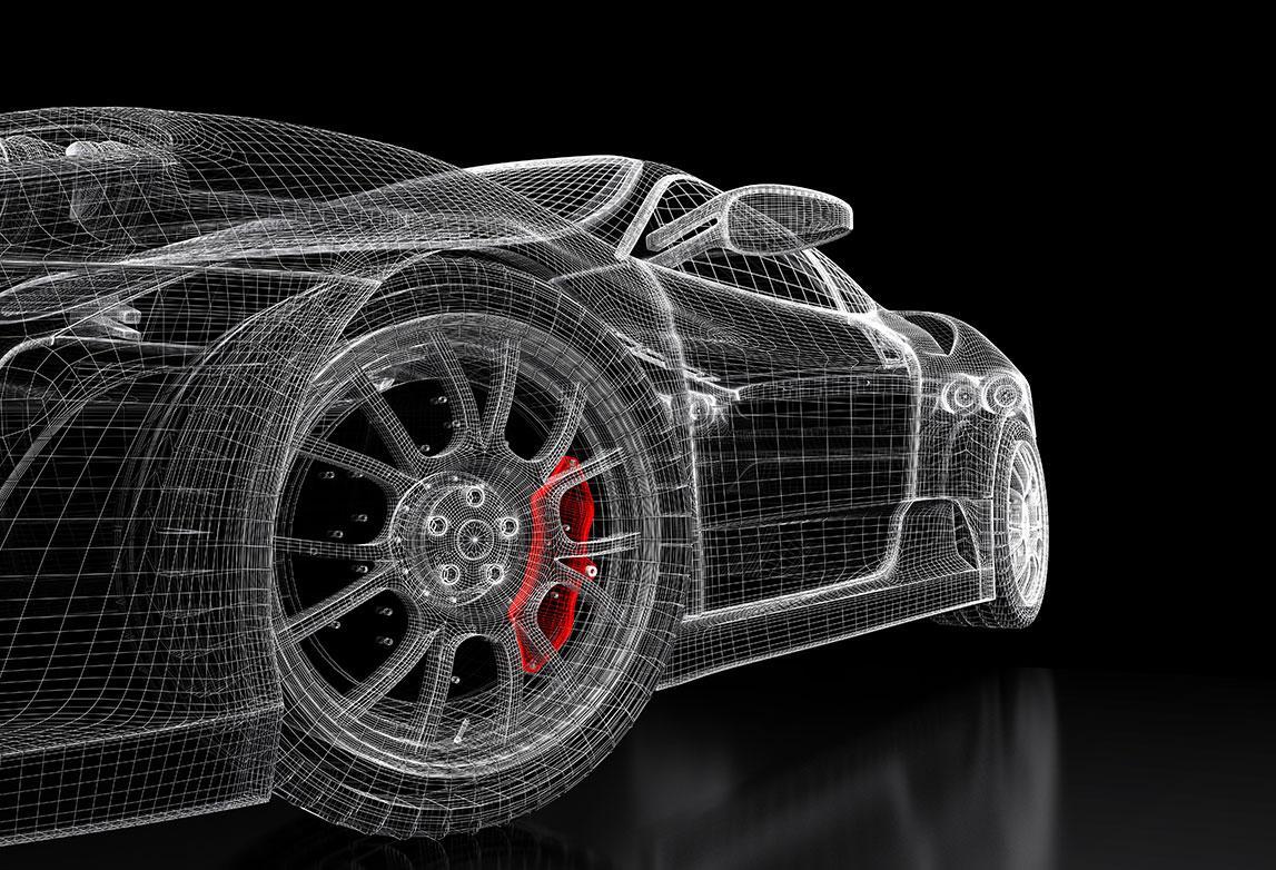 Electronic Brake Control Module -Reverse Engineering