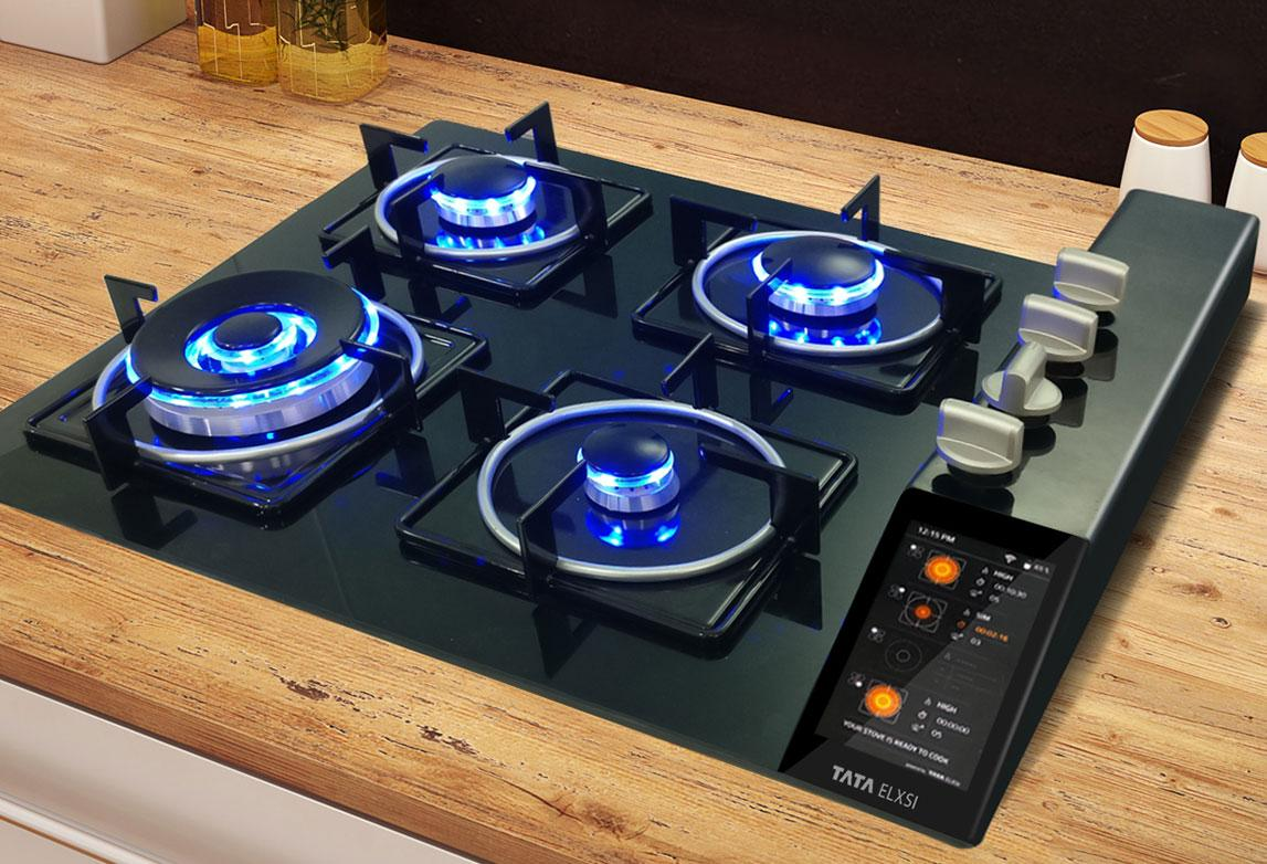 CookSmart Stove - A  Smart Gas Stove solution