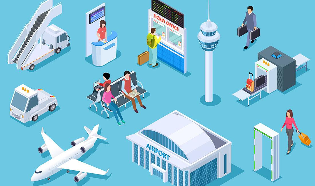 Tata Elxsi to fly with airport management platform