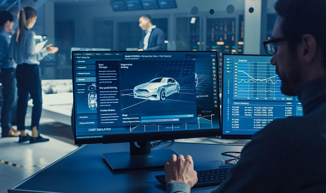 As automakers take the wheel on software stack