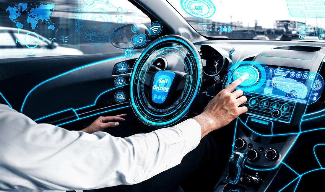 Authentication, encryption and AI – the key components in securing connected cars