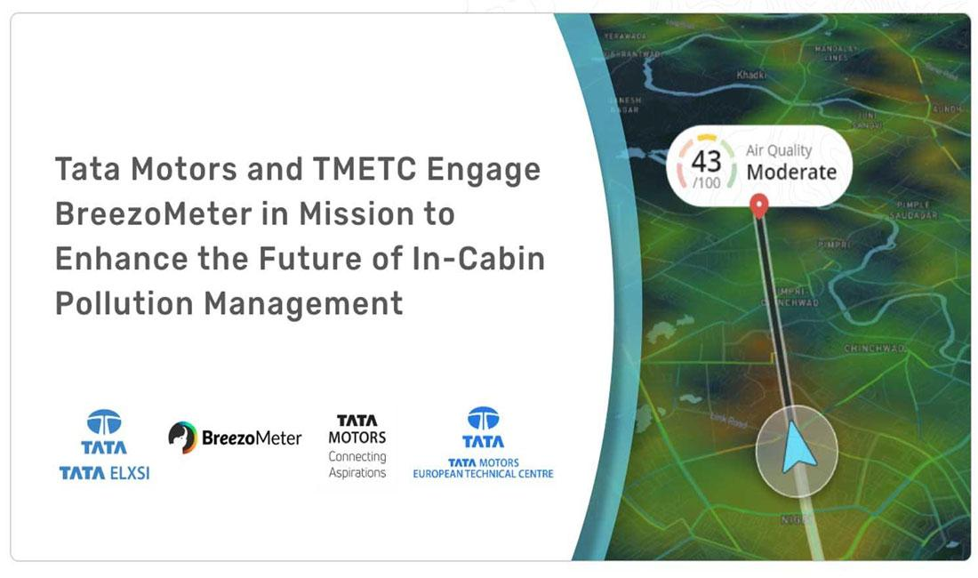 In-Cabin Pollution Management for Tata Motors European R&D