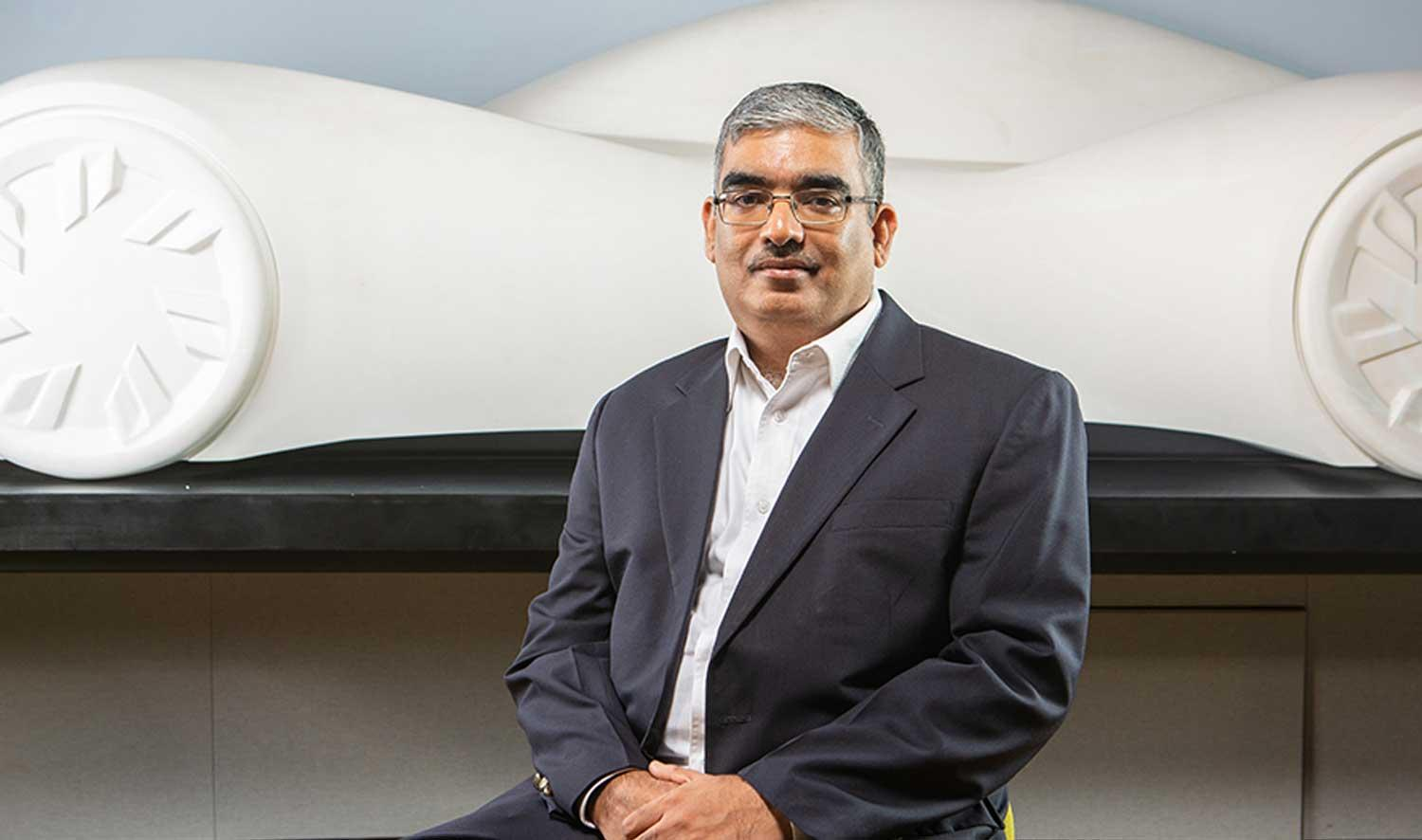 We thrive on technology disruptions: Tata Elxsi's Manoj Raghavan