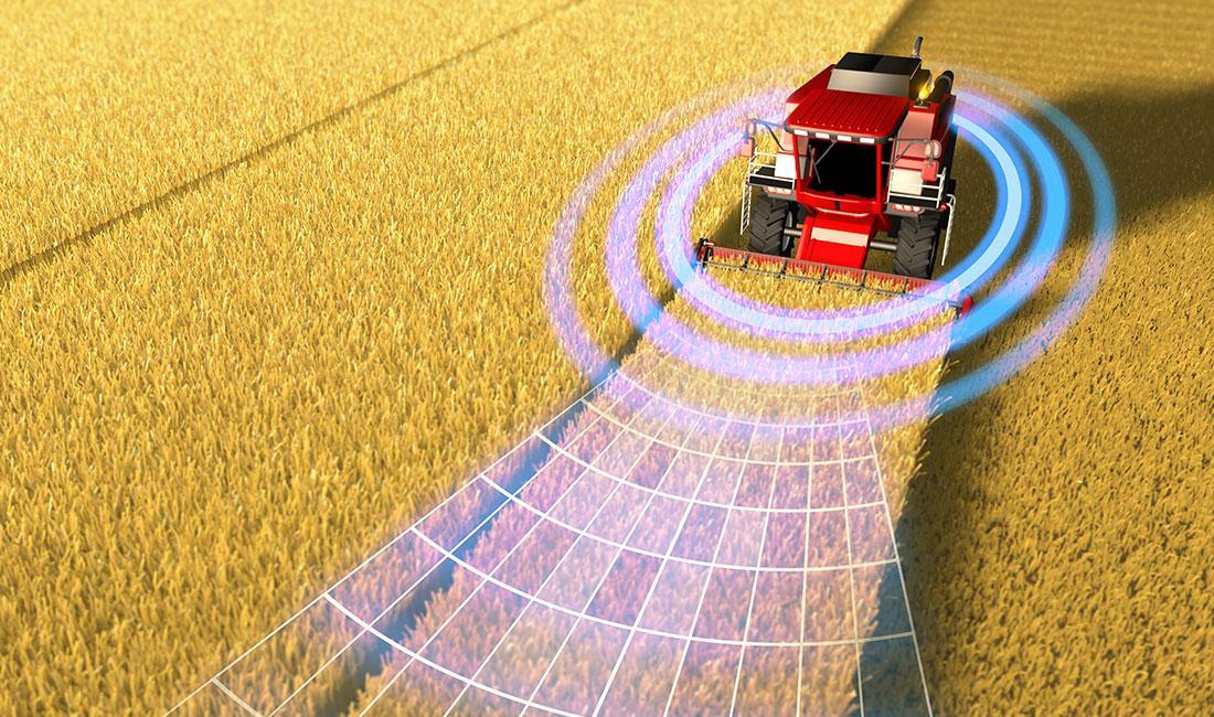 Autonomous vehicles hold potential to revolutionize farming, mining sectors & more