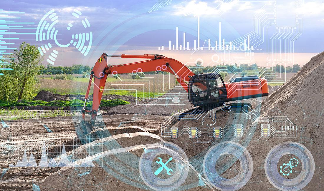 Technological advancements in the construction equipment industry