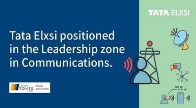 Tata Elxsi - a significant contributor to the Media & Communications industries