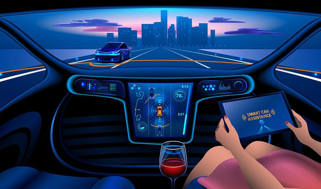 The autonomous car revolution is here