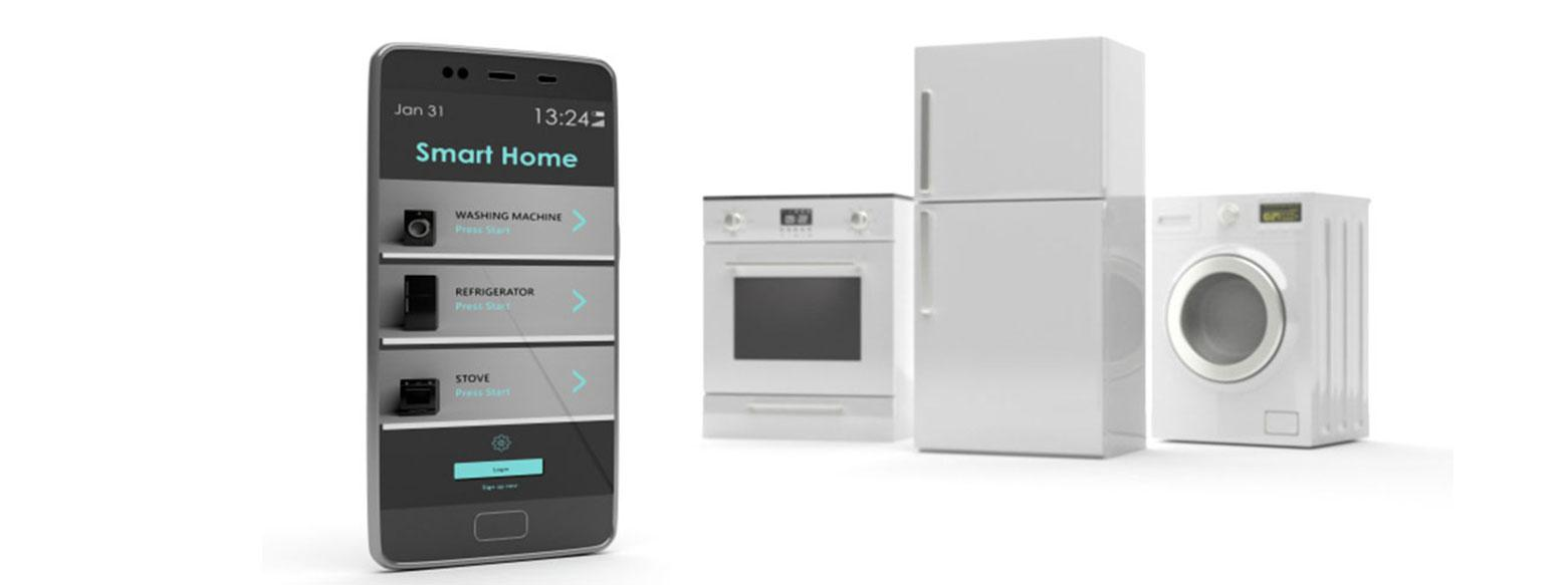 Connected appliances are the future